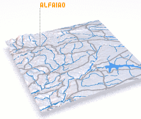 3d view of Alfaião