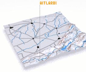 3d view of Aït Larbi