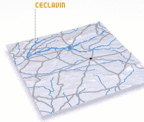 3d view of Ceclavín