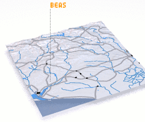 3d view of Beas