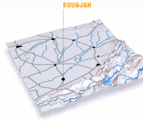 3d view of Rouajah
