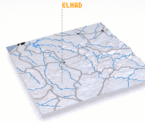 3d view of El had