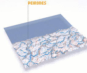3d view of Peirones