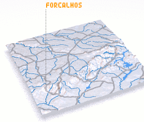 3d view of Forcalhos