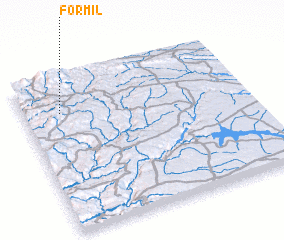 3d view of Formil
