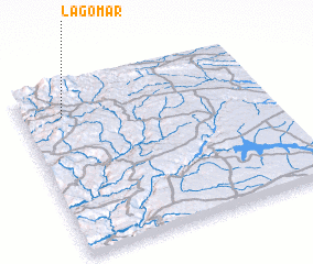 3d view of Lagomar