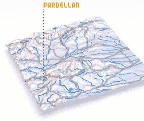 3d view of Pardellán
