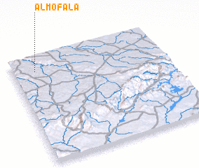 3d view of Almofala