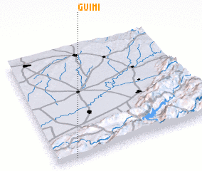 3d view of Guimi