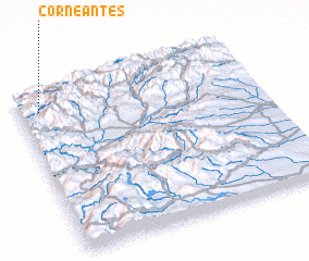 3d view of Corneantes