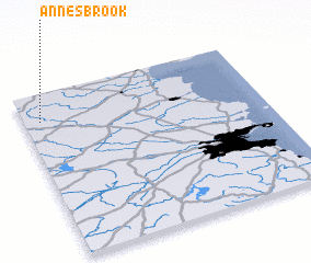 3d view of Annesbrook