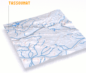 3d view of Tassoumat