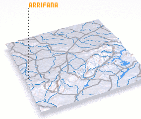 3d view of Arrifana