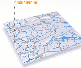 3d view of Nogueirinha
