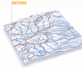 3d view of Rasinde