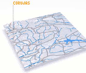 3d view of Corujas