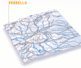 3d view of Prebello