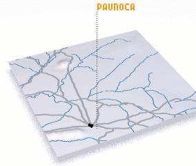 3d view of Paunoca