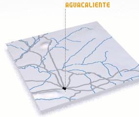 3d view of Agua Caliente