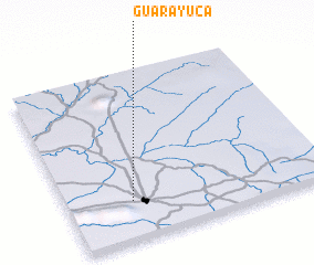 3d view of Guarayuca