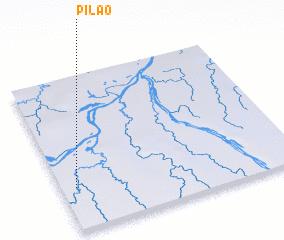 3d view of Pilão