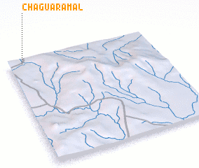 3d view of Chaguaramal