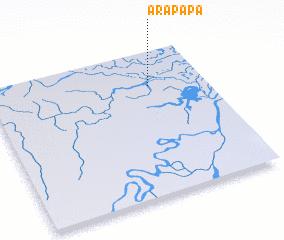 3d view of Arapapá