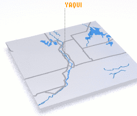 3d view of Yaqui