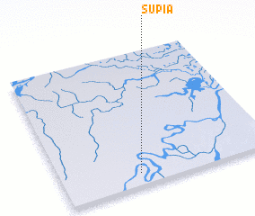 3d view of Supiá