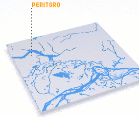 3d view of Peritoró