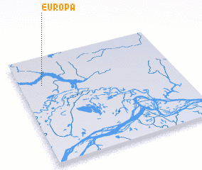 3d view of Europa