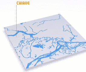 3d view of Caiaué