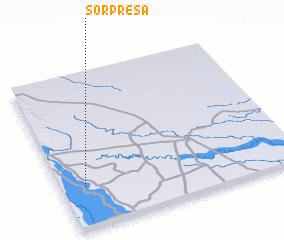3d view of Sorpresa