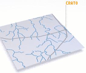 Crato Brazil Map Nonanet - Crato map