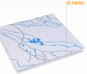3d view of El Torno