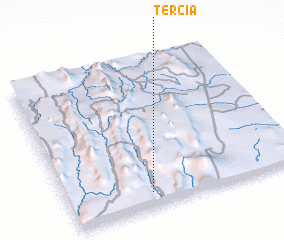 3d view of Tercia