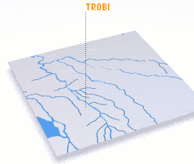 3d view of Trobi