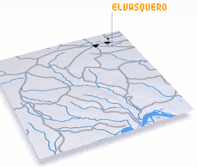 3d view of El Vasquero