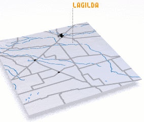 3d view of La Gilda