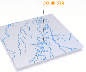 3d view of Bela Vista
