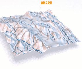 3d view of Amaru