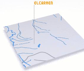 3d view of El Carmen