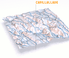 3d view of Capilla Llave
