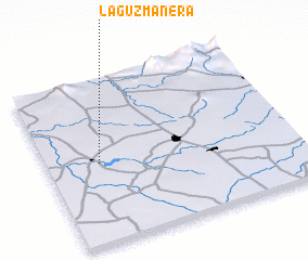 3d view of La Guzmanera