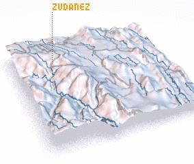 3d view of Zudáñez