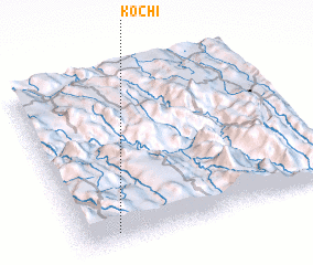 3d view of Kochi