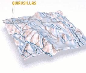 3d view of Quirusillas