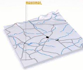 3d view of Mahomal