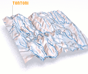 3d view of Tontoni