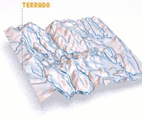 3d view of Terrado